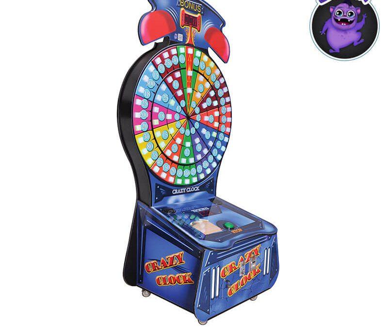 دستگاه شهربازی کریزی کلاک Crazy Clock