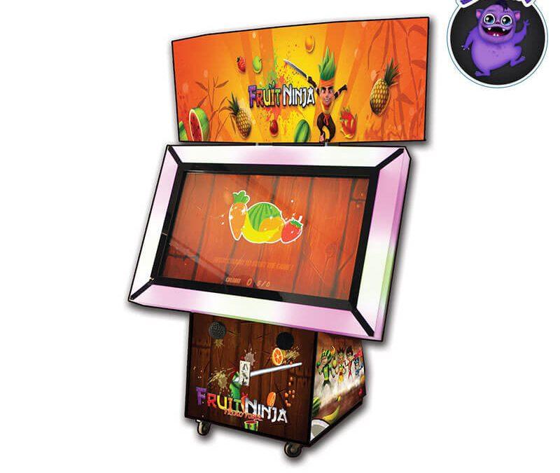 دستگاه شهربازی فروت نینجا Fruit Ninja