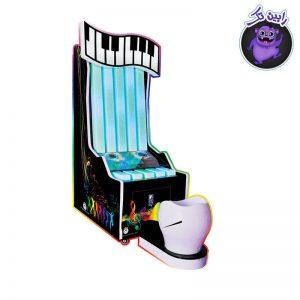 دستگاه شهربازی پیانو piano