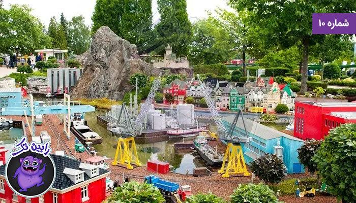 لگلند دانمارک بهشت کودکان
